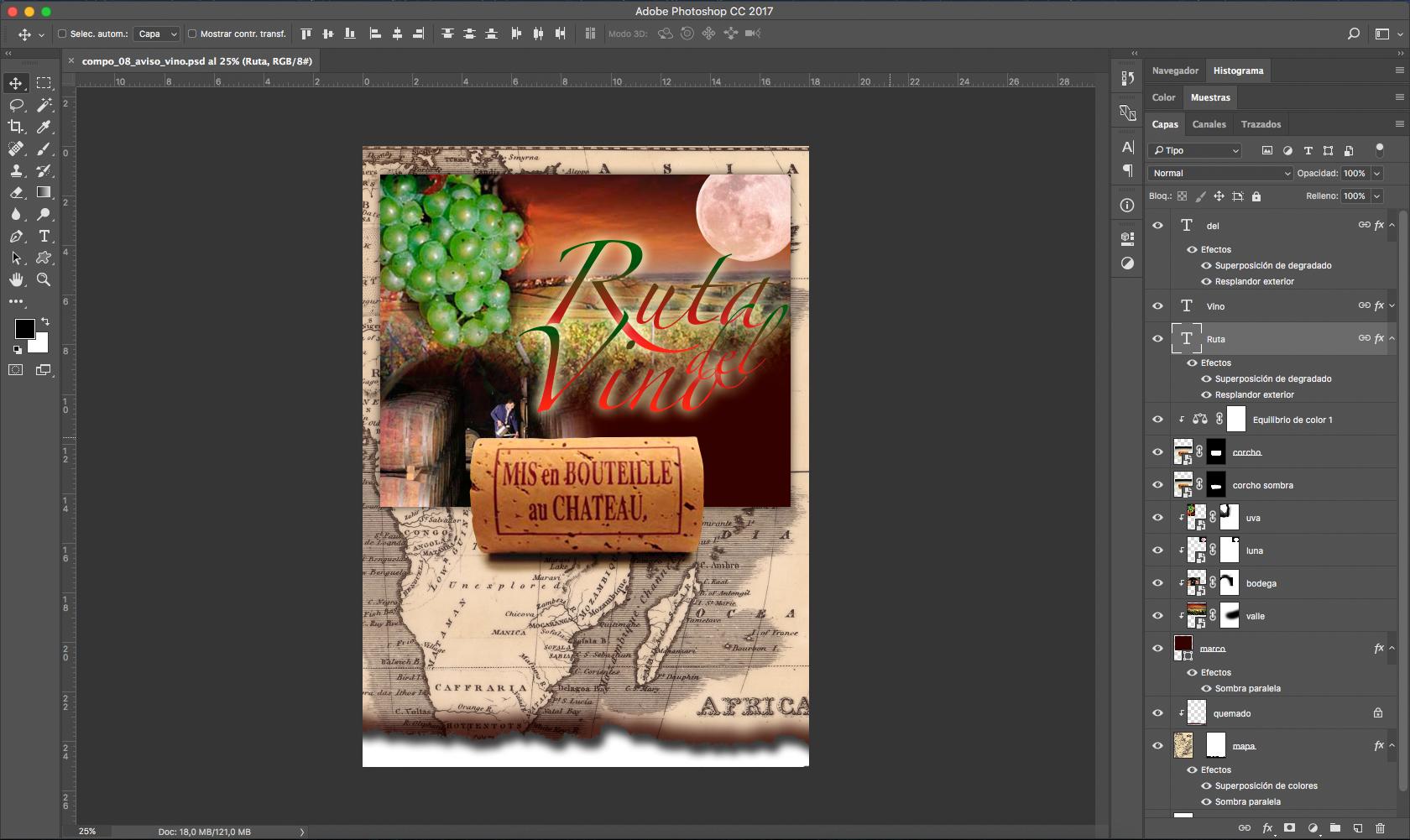 Curso Photoshop Modalidad Online Terminado - Mayo de 2021 en Neuma Capacita - Prof. Roberto Morales E.