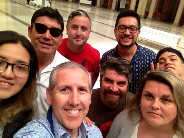 Curso Photoshop Terminado - Diciembre de 2019 en Capacitación Continua UC - Prof. Roberto Morales E.