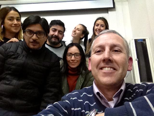 Curso Illustrator terminado en septiembre de 2019 en Capacitación Continua UC - Prof. Roberto Morales E.