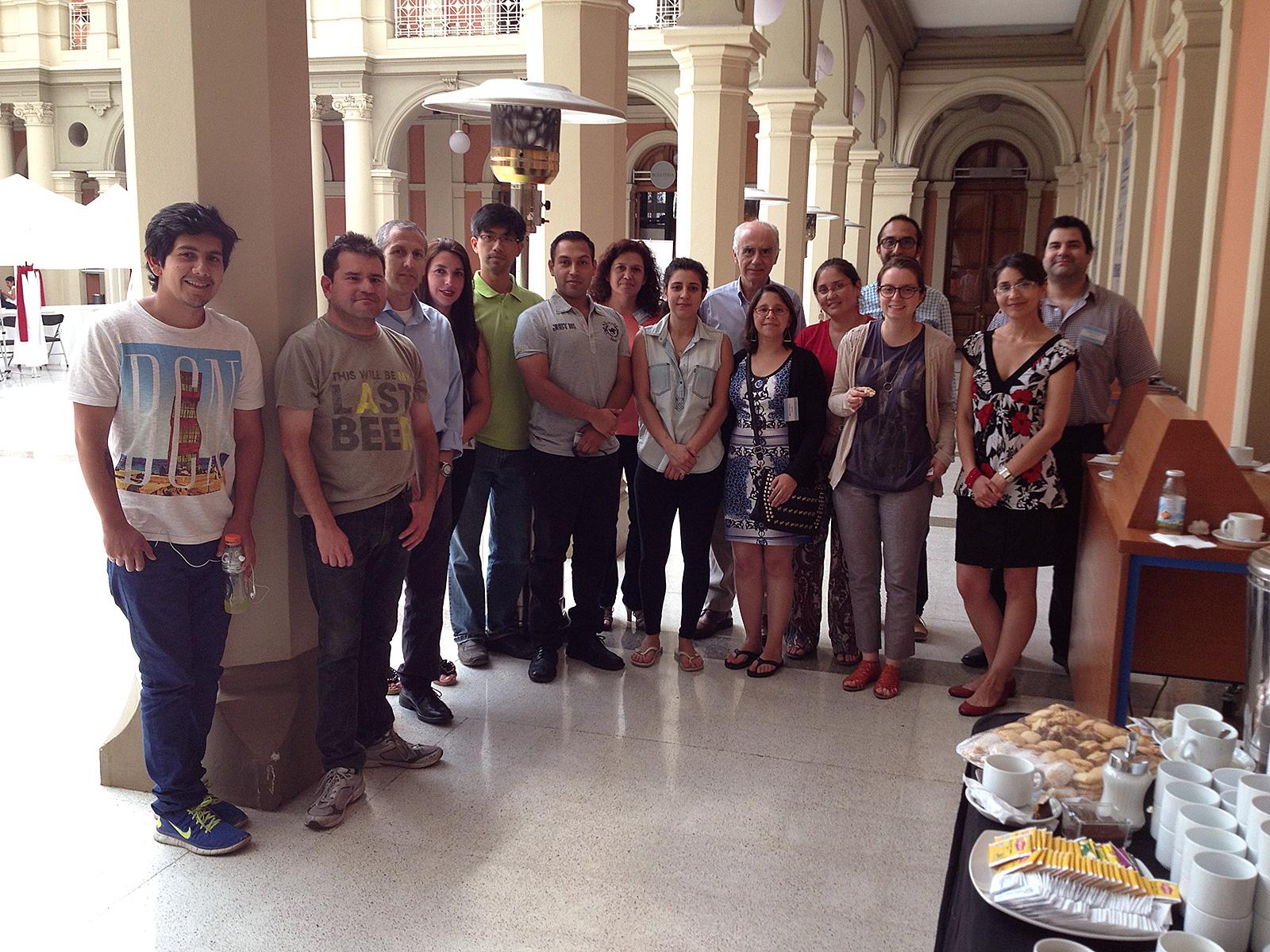 Curso Edición y Tratamiento de Imágenes Digitales con Photoshop en Capacitación Continua UC en el Centro de Extensión UC - Roberto Morales E.